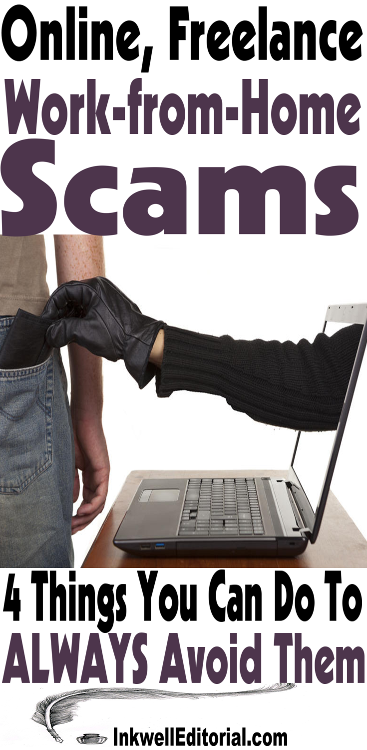 How to Avoid Freelance Scams Online: 4 Things to Always Look for