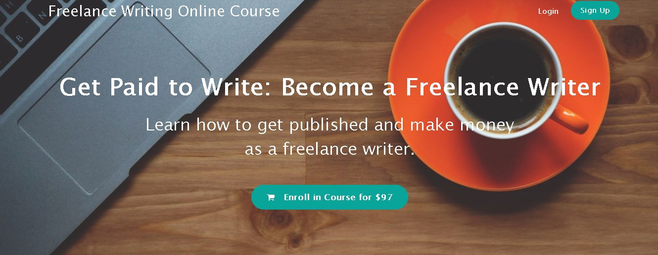 freelance writing course Want freelance writing jobs if you're looking to make a living as a freelance writer, start by browsing these websites.
