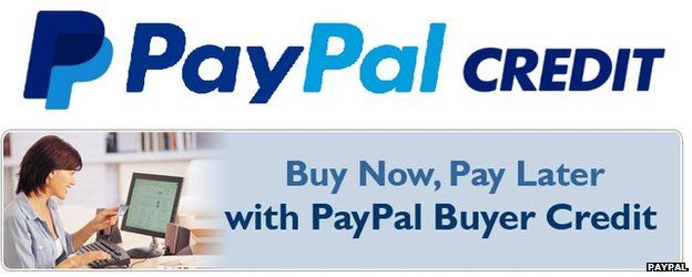 Take Up to 6 Months to Pay Using PayPal Credit