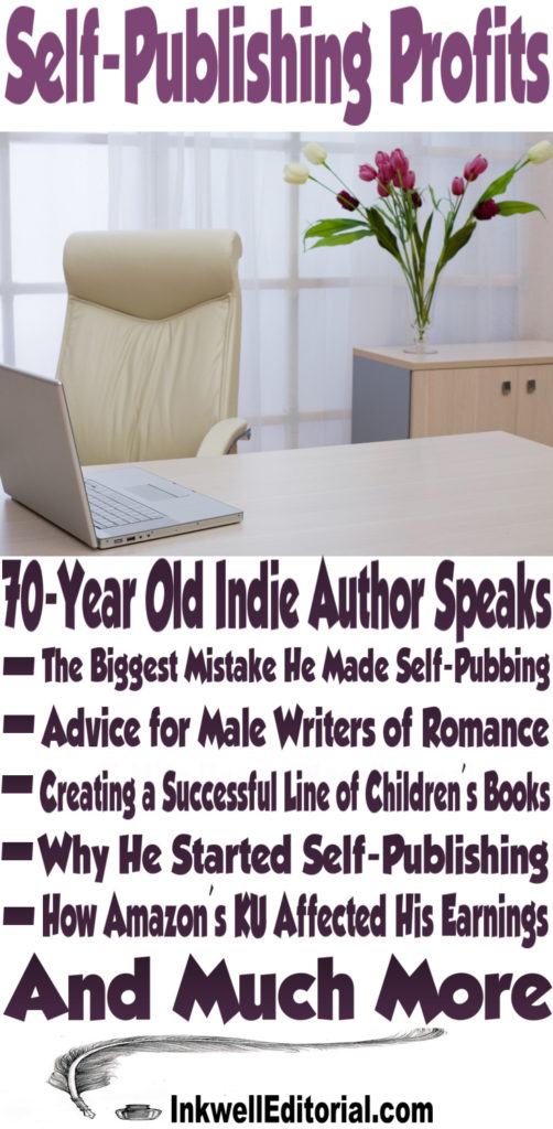 How to Make Money Self-Publishing on Amazon: A 70-Year Old Indie